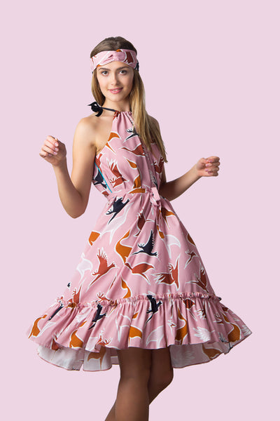 Jane full dress (Amy Print)