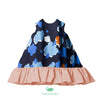 1/2 Mini Dress 5Y (Jardin Print)