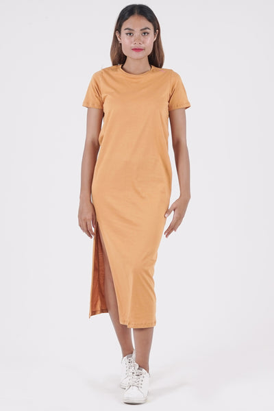 Actually Everyday Dress - Inca Gold