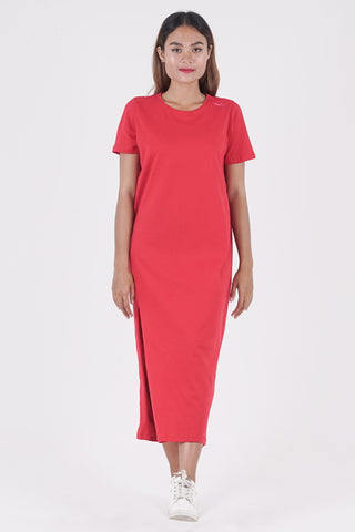 Actually Everyday Dress - Red
