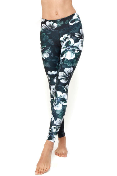 Forest High Waisted Full Length Legging