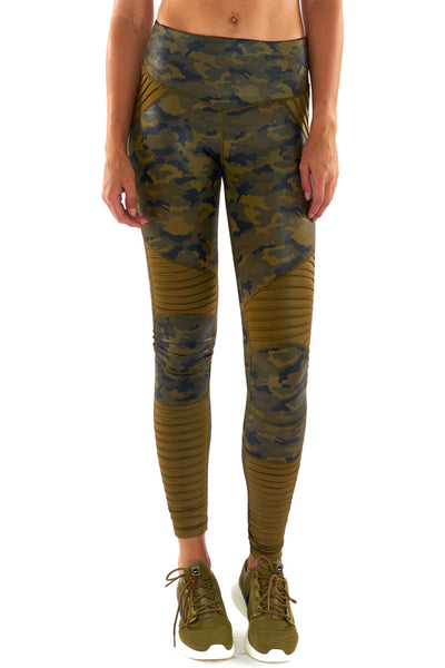 Lovers Army Moto Legging