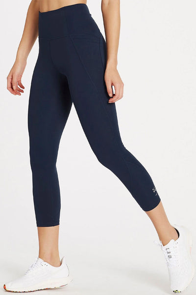 Made To Move 7/8 Tight - Navy