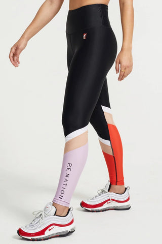 Fast Break Legging – Black