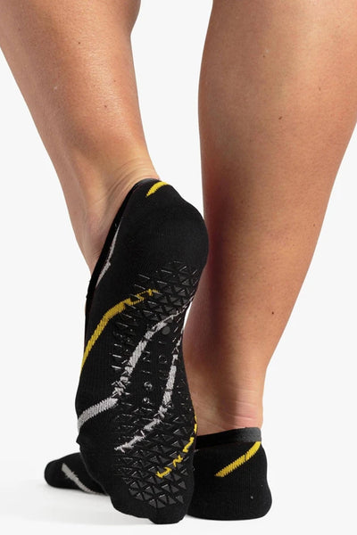 Izzy Dance Grip - Black/Yellow