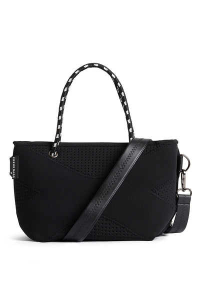 The XXS Neoprene Crossbody Bag - Black