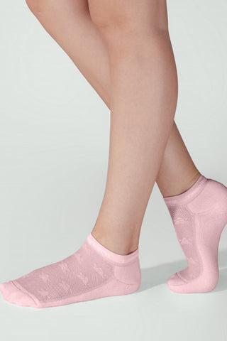 Bare Essentials Sock - Cupid