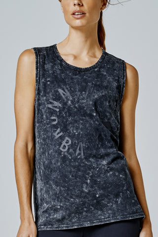 Easy Rider Muscle Tank - Crew Wash