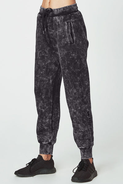 Power Days Sweat Pant - Black Acid