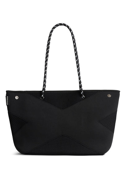 The X Bag Neoprene Tote - Black