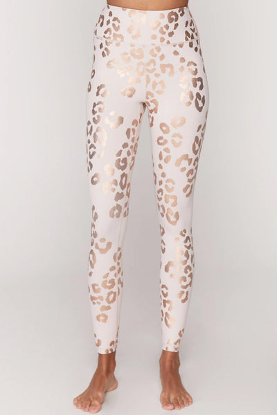 Lux Cheetah High Waist Legging
