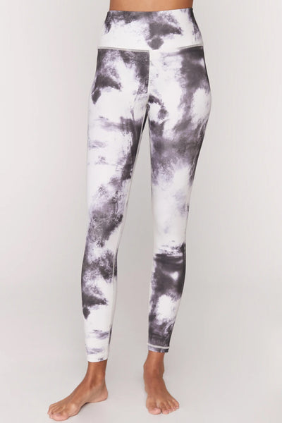 Moon Tie Dye High Waist Legging