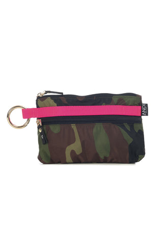 ANDI Urban Clutch - Camo Pop Pink