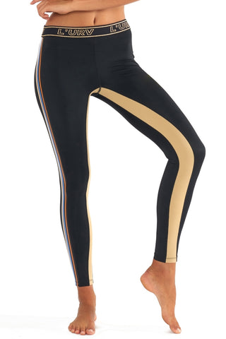 Disco City Stripe Legging