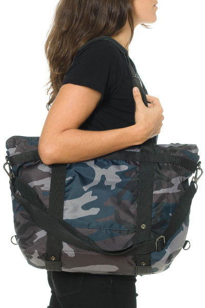 The ANDI - Ink Camo Gunmetal