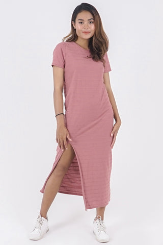 Actually Everyday Dress - Dirty Pink