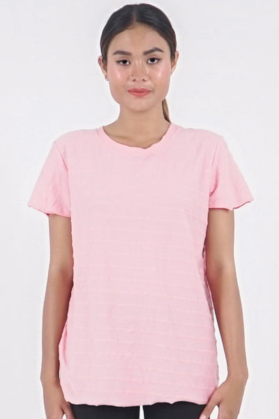 Base-ic Tee - Cotton Candy