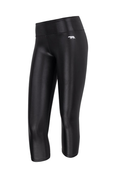 Athletica 7/8 Tight - Black Wet