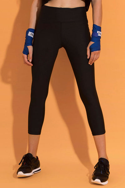 Starter 7/8 Compression Legging - Black