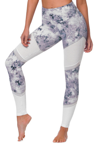 Arctic Ice Full Length Legging