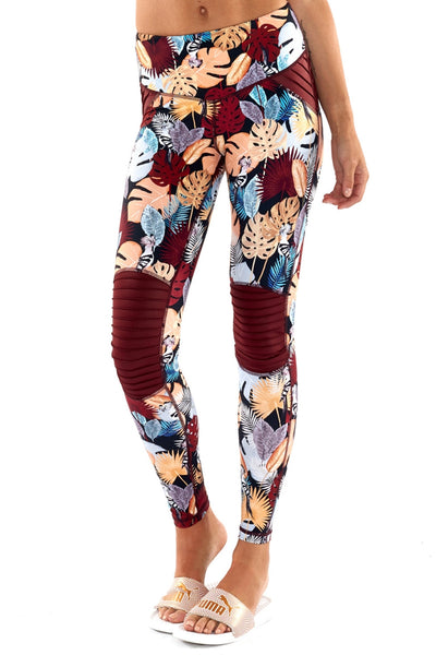 Jungle Fever Moto Legging