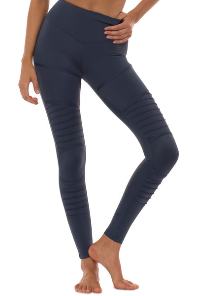 Little Love Moto Legging - Teal