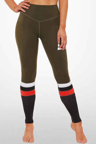 Maverick Full Length Legging