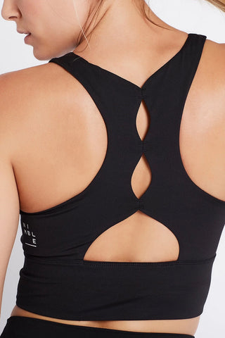 Back in Action Bra - Black