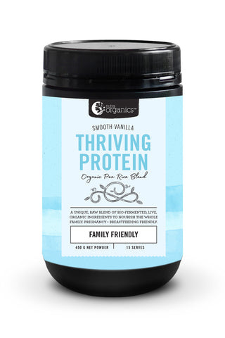 Thriving Protein - Smooth Vanilla - 450g [preorder]