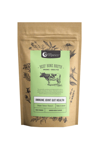 Beef Bone Broth - Garden Herb 100g (preorder)