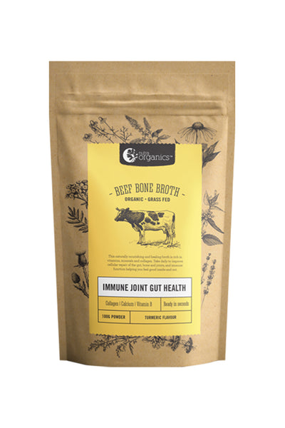 Beef Bone Broth - Turmeric 100g (preorder)