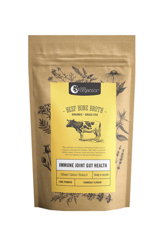 Beef Bone Broth - Turmeric 100g [preorder]