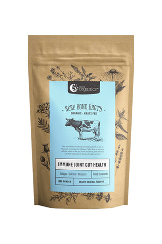 Beef Bone Broth Powder - Hearty Original 100g