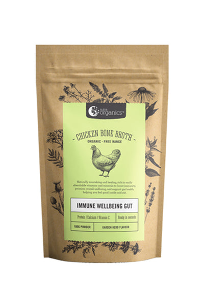 Chicken Bone Broth - Garden Herb 100g (preorder)