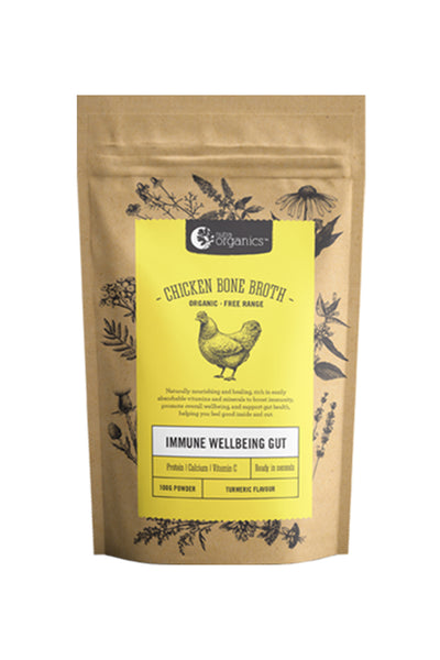 Chicken Bone Broth - Turmeric 100g (preorder)