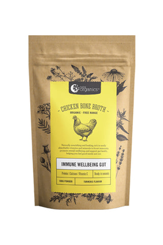 Chicken Bone Broth - Turmeric 100g [preorder]