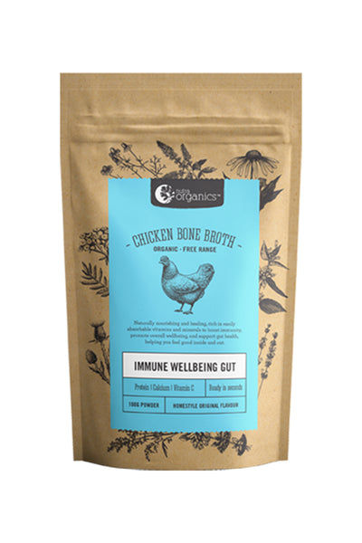 Chicken Bone Broth - Homestyle Original 100g [preorder]