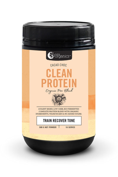 Clean Protein Cacao Choc - 500g (preorder)