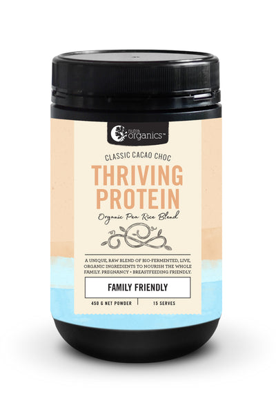 Thriving Protein - Classic Cacao Choc - 450g (preorder)