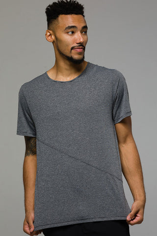 Breathe Scoop Neck - Black