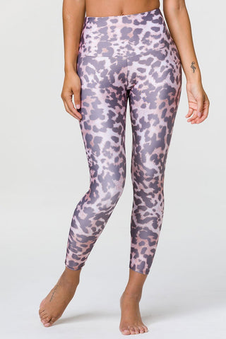 High Basic Midi Legging - Wild Thing
