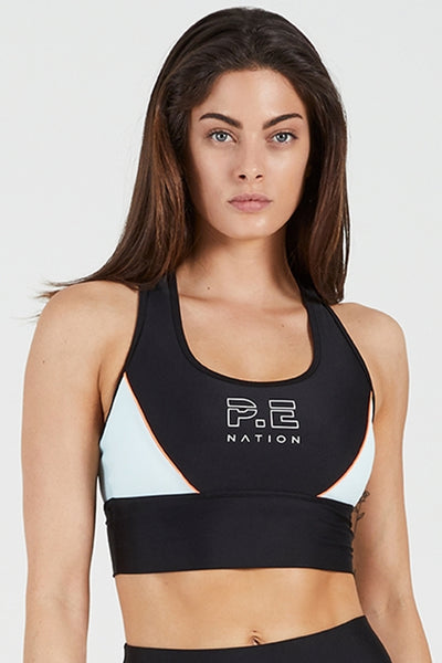 Acceleration Sports Bra – Black