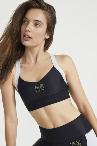 Bar Down Sports Bra - Black