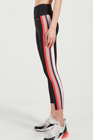 Crossbar 7/8 Legging - Black