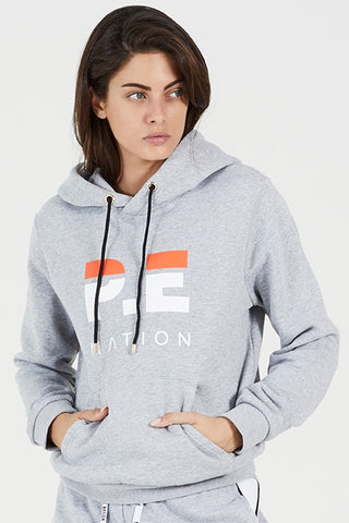 Downforce Hoodie – Grey