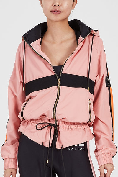 Man Up Jacket - Salmon