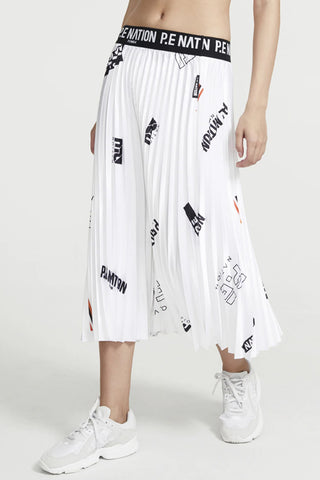 Refresh Skirt - White