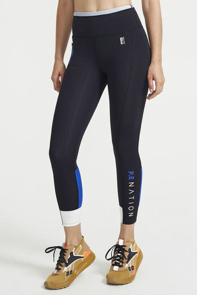 Square Up Legging - Black