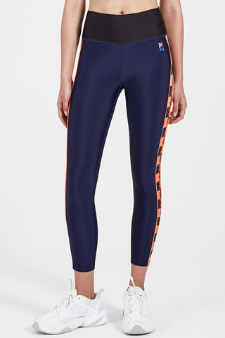 Victory Run Legging - Navy