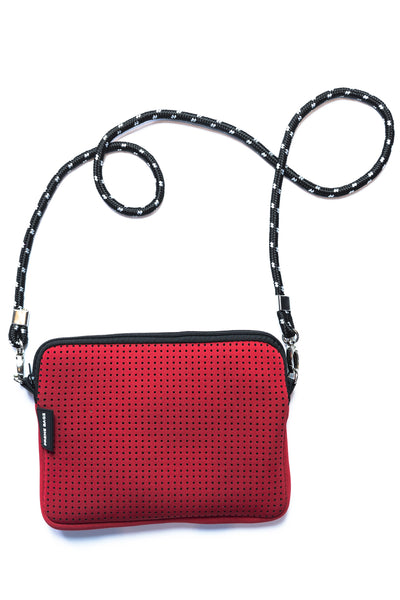The Pixie Bag - Red